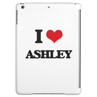 I Love Ashley iPad Air Case