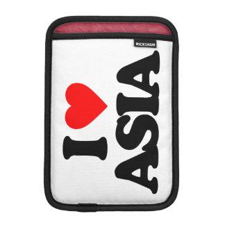 I LOVE ASIA SLEEVE FOR iPad MINI