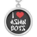 I Love Asian Boys Jewelry