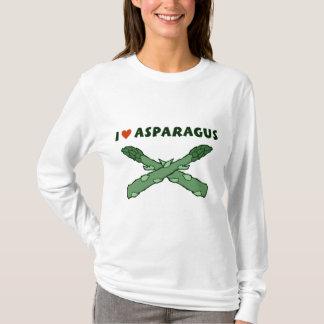 I Love Asparagus T-Shirt