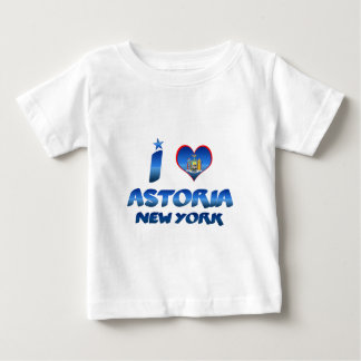 I love Astoria, New York Baby T-Shirt