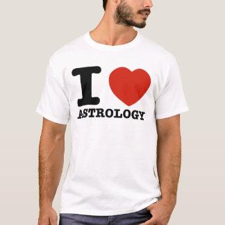 I love Astrology T-Shirt