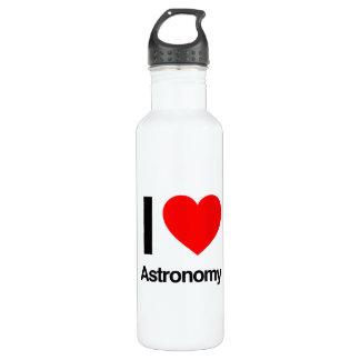 i love astronomy 24oz water bottle