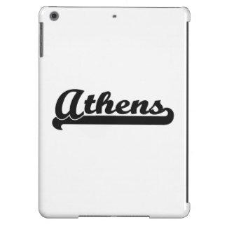 I love Athens Georgia Classic Design iPad Air Cover