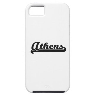 I love Athens Georgia Classic Design iPhone 5 Cases