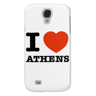 I Love Athens Samsung Galaxy S4 Case