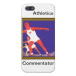 I love athletics cases for iPhone 5
