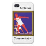 I love athletics covers for iPhone 4