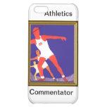 I love athletics iPhone 5C cover