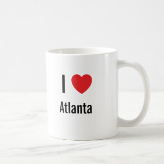 I love Atlanta Coffee Mug