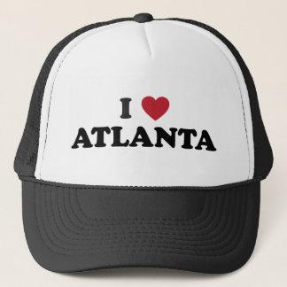 I Love Atlanta Georgia Trucker Hat