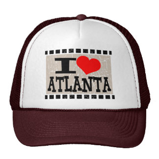 I love Atlanta  - Hat