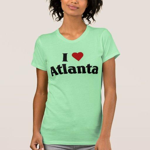 I love Atlanta Tank Tops