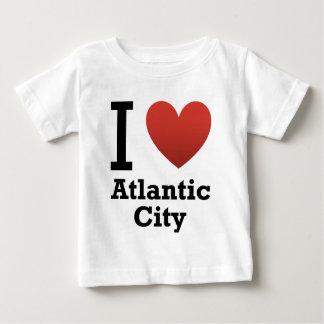 I Love Atlantic City Baby T-Shirt