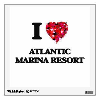 I love Atlantic Marina Resort Maryland Room Graphics