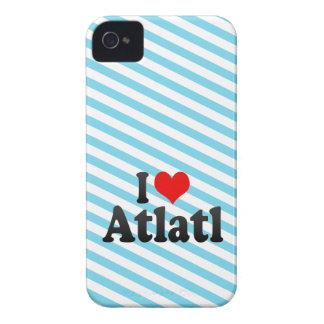 I love Atlatl iPhone 4 Case-Mate Cases