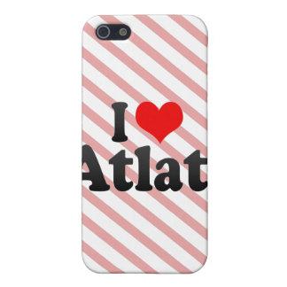 I love Atlatl Case For iPhone 5