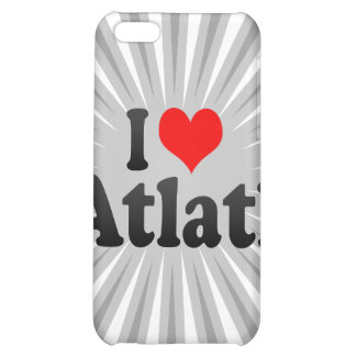 I love Atlatl iPhone 5C Covers