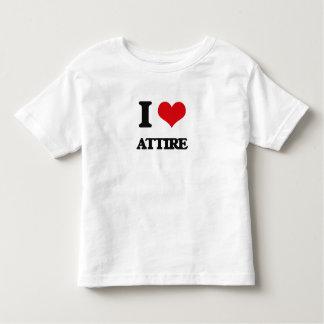 I Love Attire Shirts