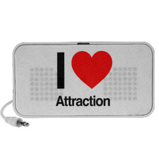 i love attraction speaker system