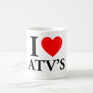 I Love ATV'S Coffee Mug