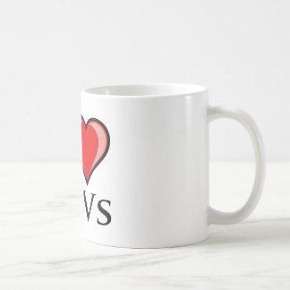 I Love ATVs Mug
