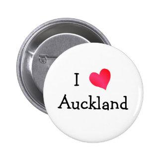 I Love Auckland Button