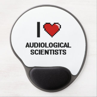 I love Audiological Scientists Gel Mouse Pad
