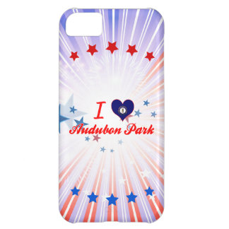 I Love Audubon Park, Kentucky Cover For iPhone 5C