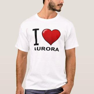 I LOVE AURORA,CO - COLORADO T-Shirt
