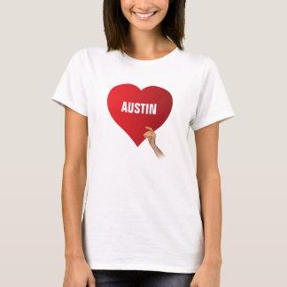 I Love Austin T-Shirt
