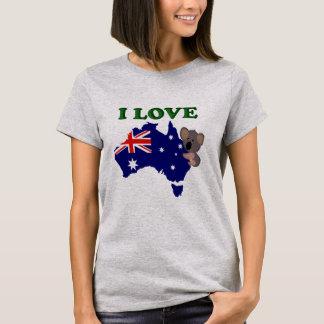 i Love Australia 1 T-Shirt