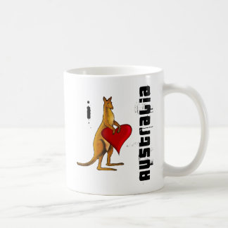 I love Australia Cups for Aussies from Oz Mugs