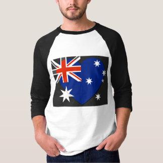 I love Australia T-shirts