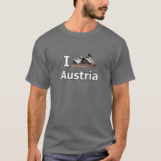 I love Austria tourist fail T-Shirt