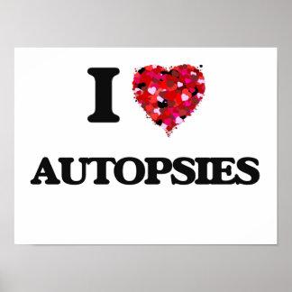 I Love Autopsies Poster