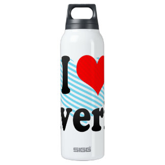 I love Averie Thermos Water Bottle