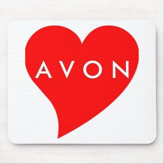 I Love AVON Mouse Pad