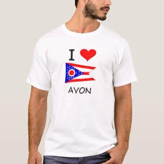 I Love Avon Ohio T-Shirt