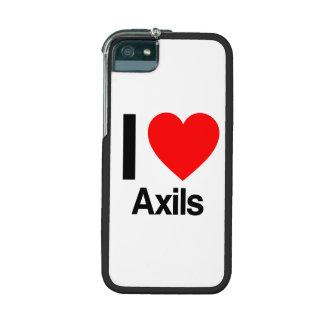 i love axils iPhone 5/5S case