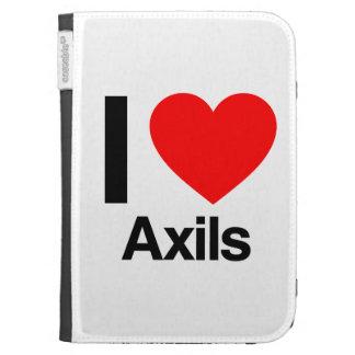 i love axils kindle case