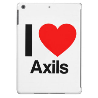 i love axils cover for iPad air