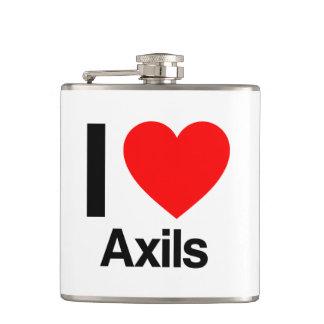 i love axils flask