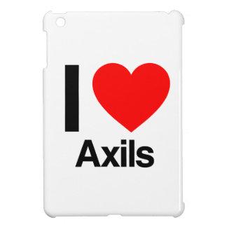 i love axils iPad mini covers