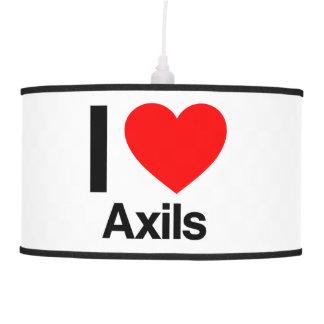 i love axils hanging pendant lamp