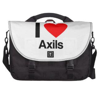 i love axils laptop bags