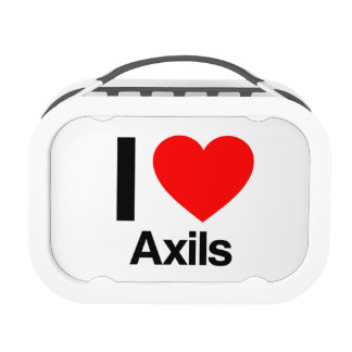 i love axils yubo lunchbox