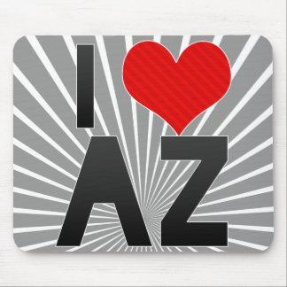 I Love AZ Mouse Pad