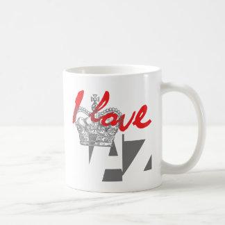 I LOVE AZ COFFEE MUGS
