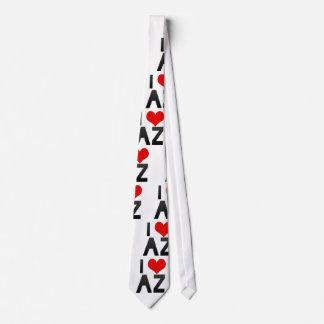 I Love AZ Tie